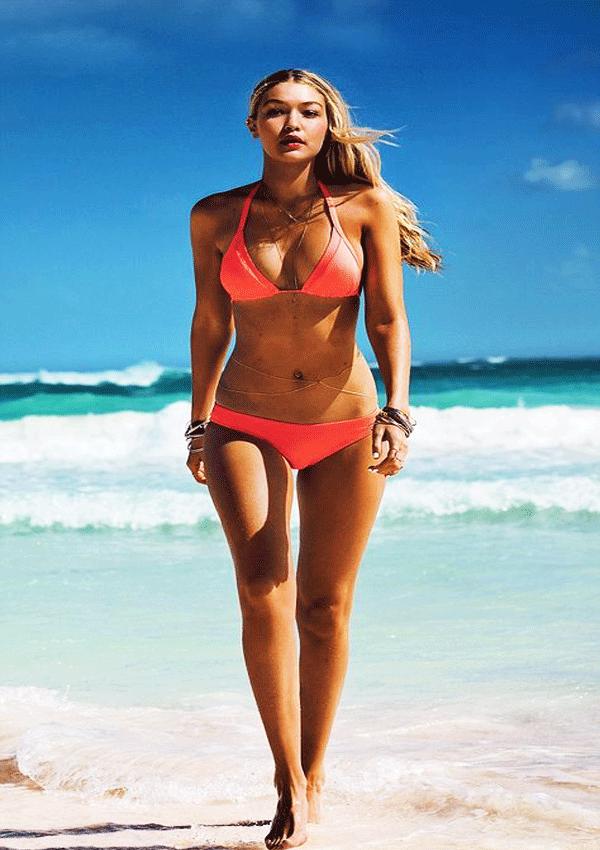 Gigi Hadid body