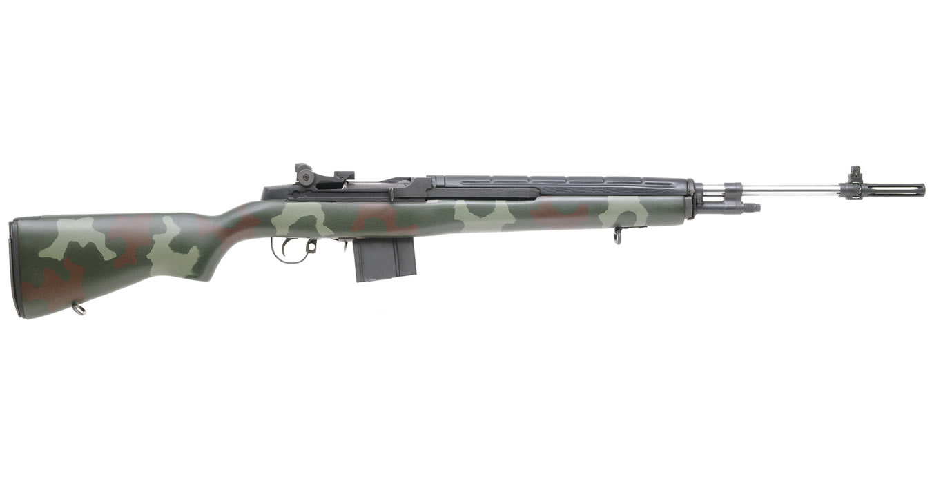 McMillan M1A  Springfield Armory, Inc., beginning in 1974