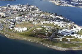 Rikers Island Prison, New York