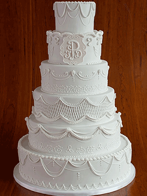 amazing wedding cakes photos