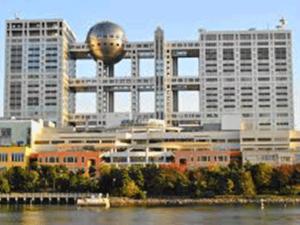 Fuji-television-building