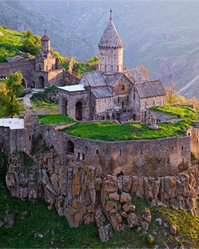 Best Armenian churches