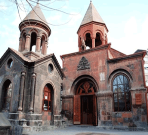 Zoravor Surp Astvatsatsin Church