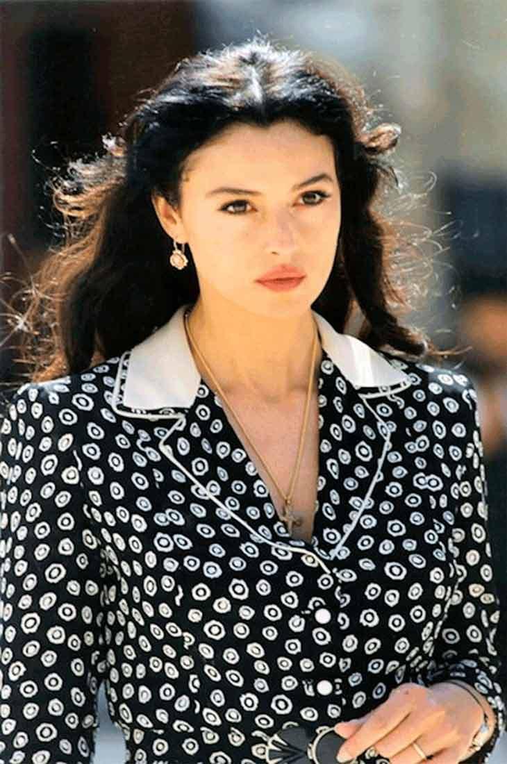 Monika Bellucchi most beauteful women in the world