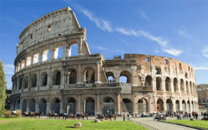 Colosseum is another of Rome's