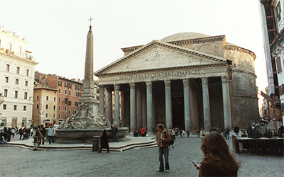 best preserved Roman buildings
