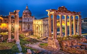, The Roman Forum