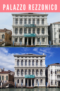 , Palazzo Rezzonico gives a vivid picture