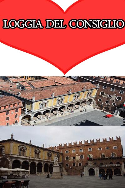 Piazza dei Signori and Loggia del     Consiglio