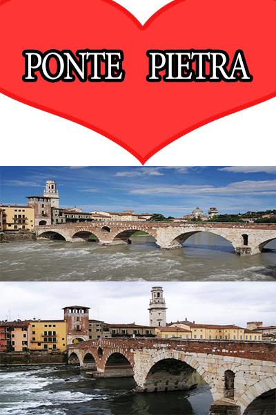 Teatro Romano and Ponte Pietra