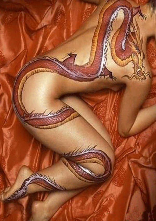 Body Painting Designs