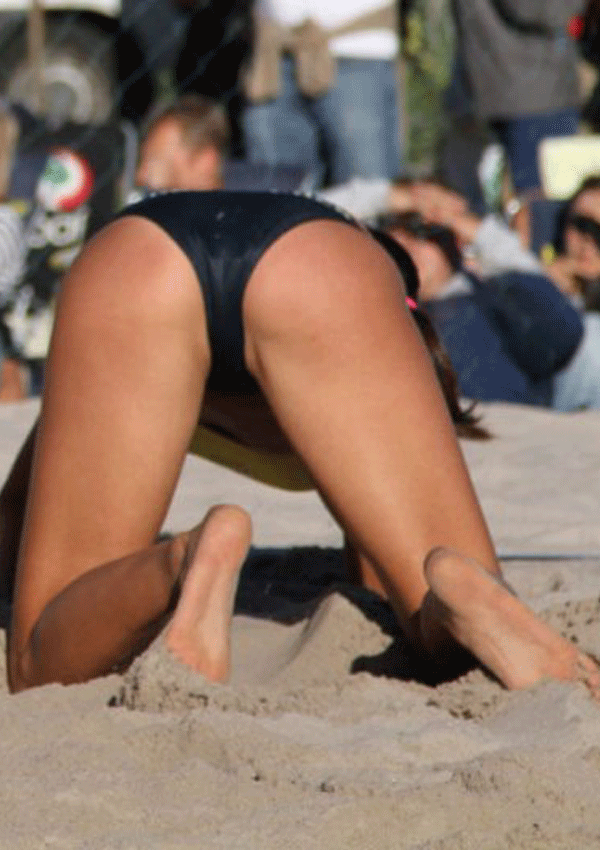 Something sexy hot pussy volleyball girls