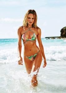 Candice Swanepoel bikini images
