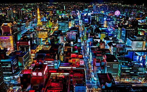 Tokyo is the biggest metropolis