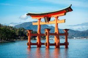 Itsukushima-jinja (Miyajima, Hiroshima)