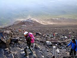 Mount Fuji Climbing Season