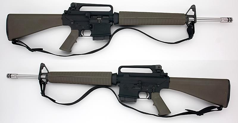 Armalite AR-10 A2