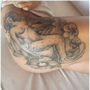 tattoo ideas for girl perfect body