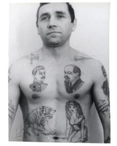 how to do a prison style tattoo