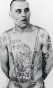 prison style tattoo designs