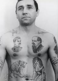 Prison Tattoo Designs With Meanings