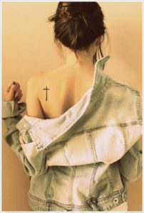 cute places for tattoos on a girl