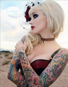 Stunning Arm Tattoos For Women design ideas