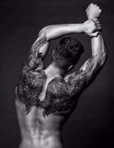 Cool Back Tattoos for Men in 2021