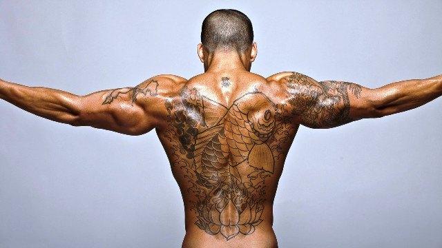 Temporary back tattoo For Men Guys Boys ideas