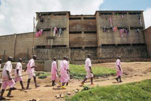 Gitarama Central Prison, Rwanda