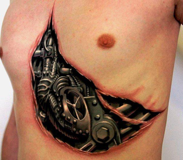 mexanika Tattoos for Men