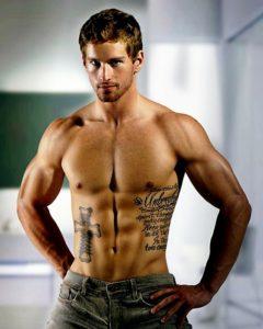 cross Tattoos for Men design ideas