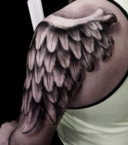 tattoo ideas for mens on shoulder