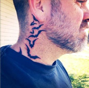 neck body art
