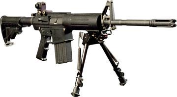 AP4 LR-308  semi-automatic-rifles
