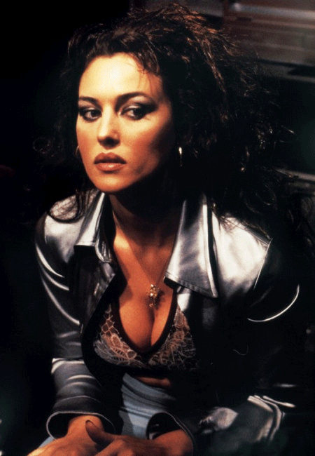 Monica Bellucci  Photos from movie