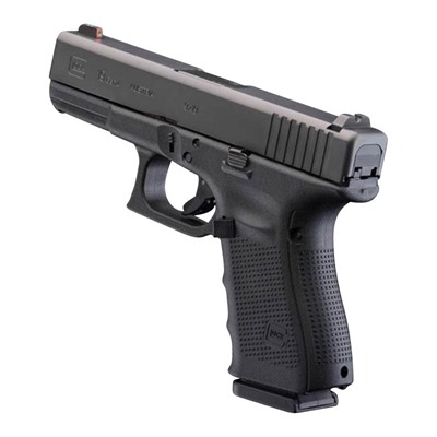 Glock 19, Gen 4 great help to any woman shooter