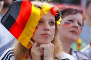 hot football fans, soccer fans