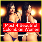 Beautiful Colombian Women