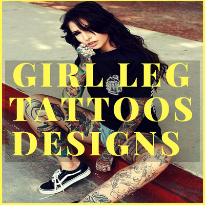 Leg Tattoo Ideas For