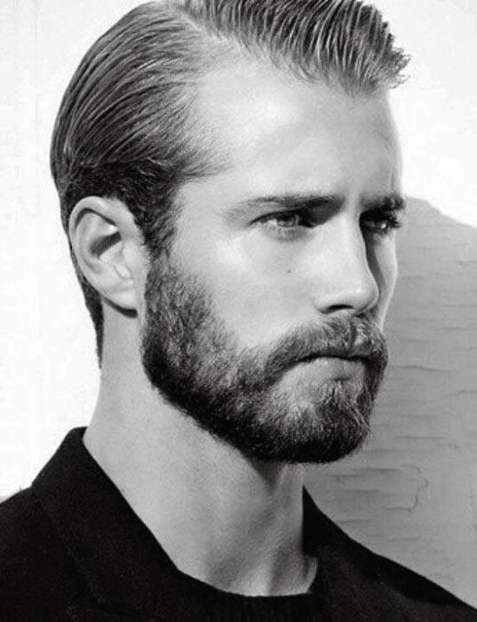 Elegant Short Beard Styles for Men