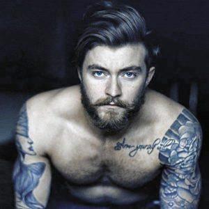 best beard styles for short beard images