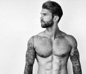 Better beard care Having a short beard