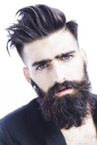 short beard styles oval face