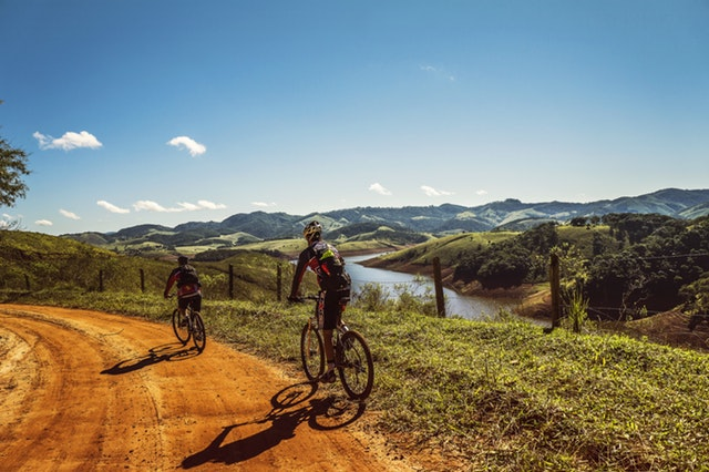 Outdoor Sports Photos bicycle