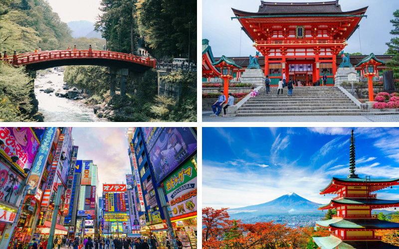 Tips For Traveling To Japan