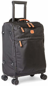 X-Bag w/Frame Spinner - Black - Brics