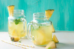 What Happens If You Drink Pineapple Water