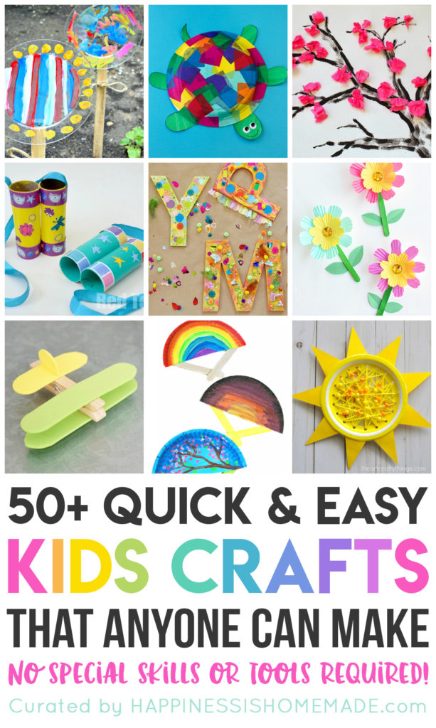 Crafts for everyone Should Try