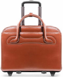 McKlein Willowbrook Detachable Wheeled Briefcase